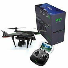Xiro 16001 - Xplorer V Quadrocopter Drone RTF + Gimbal And HD Camera - New
