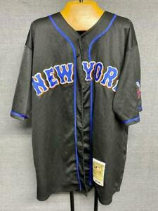 Mitchell & Ness NY Mets Martinez 45 Cooperstown Collection 2005 Jersey Mens 54