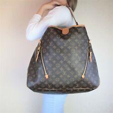 Louis Vuitton Monogram Canvas Delightful GM Shoulder Bag