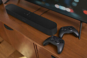 Sonos Beam (Gen 2) Compact Smart Sound Bar with Dolby Atmos