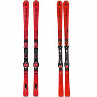 Atomic Redster G9 Alpin-Ski inkl. X 12 TL Bindung Skiset Rockerski All Mountain