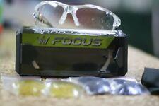 ProKennex Racquetball Eyewear Protection Focus, Clear Frame Eye