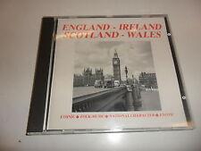 CD  Folklore England - Ireland - Scotland - Wales