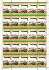 1924 EST/SNCF Class 241-A 4-8-2 France Train 50-Stamp Sheet / LOCO 100 LOTW