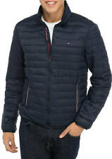 NWT MENS TOMMY HILFIGER PLATINUM INSULATOR JACKET NAVY...