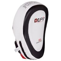 DEFY Gel Padded Punch Mitts Boxing Pads Focus Mitts Punching Pads MMA 1 PIECE