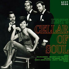 "CELLAR OF SOUL  ""CLUB AND TURNTABLE HITS FROM THE GOLDEN AGE OF AMERICAN SOUL"""