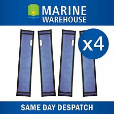 4x 450mm Ratchet Strap Protector Pads - Marine Jaunt 604243EB