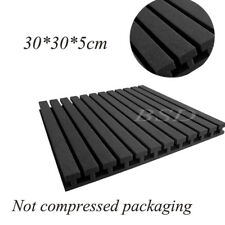 New metro style Soundproofing acoustic foam pannel for studio room 6pcs