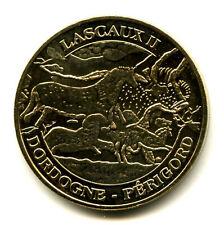 24 MONTIGNAC Lascaux II, Salle des taureaux, 2006NV, Monnaie de Paris