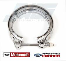 99-10 OEM Genuine Ford 6.0L 7.3L Powerstroke Exhaust to Turbo Inlet V-Band Clamp