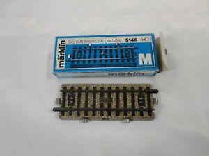 Marklin 5146 HO M Track Straight Switching Track