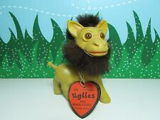 """DONKEY - 5"""" Uglies Troll Doll w/Tag - Made In Hong Kong by Dee Bee Company - NEW"""