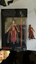 star wars black series, Slave Leia 6 inch figure