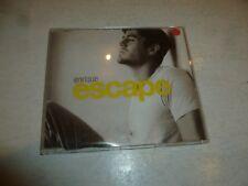 ENRIQUE IGLESIAS - Escape - 2002 UK enhanced 4-track CD single