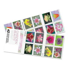 USPS New Garden Beauty Booklet of 20