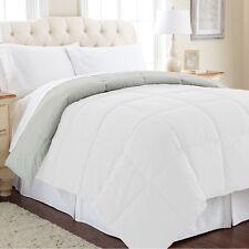 Queen King Summer Reversible Down Alternative Comforter Bedspread Quilt Doona