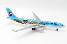 LH2085 1/200 KOREAN AIR AIRBUS A330-200 HL8212 CHILDRENS DRAWING CONTEST W/STAND