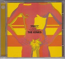 The Kinks - Percy - CD (+ Bonus Mono Mixes) SMRCD064 Castle