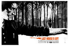Last House On The Left Poster - Mondo - Jock - AP - Limited Edition of 20