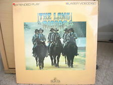 NEW SEALED, THE LONG RIDERS Laser Disc