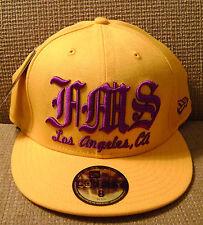 FAMOUS STARS & STRAPS REVOLVER NEW ERA HAT SIZE 8 CAP *NWT*