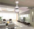 3065 European 42 Inches 2 Lights Diameter 106CM Rope Control Ceiling Fans Light