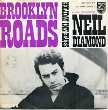 "NEIL DIAMOND -7"" Brooklyn Roads (NL,Philips,1968)"