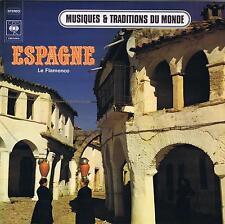 LP SPAIN ESPAGNE PEPE TRANCA FLAMENCO CBS