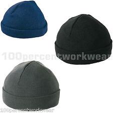 1c9ed9d0b5b Delta Plus Panoply Jura Mens Winter Acrylic Knitted Beanie Hat Beanies Warm  Hats Grey