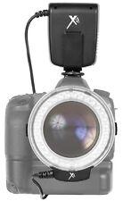 LED Macro Ring Light & Flash (Pro Series) for Canon EOS Rebel T1i T2i 400D 500D