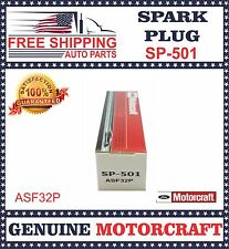 Motorcraft SP-501 Spark Plug ASF32P