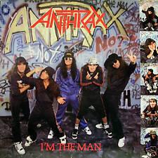 ANTHRAX - i'm the man LP