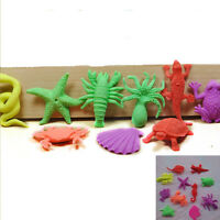 Magic Growing In Water Sea Creature Animals Bulk Swell Toys Kid Gift LJ
