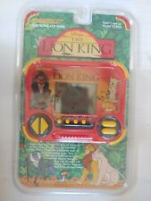 Disney The Lion King LCD Handheld Game Tiger Electronics Brand New