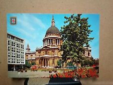 ST PAUL'S CATHEDRAL London GOLDEN SHIELD FISA 26 pence stamp 1983