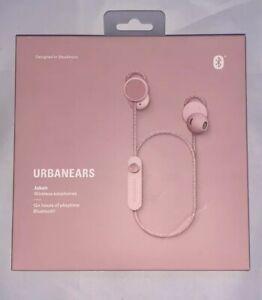 Urbanears Jakan In-Ear Bluetooth Wireless Rechargeable Headphones - Pink