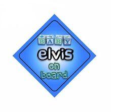 Elvis 1 x Baby elvis on board vinyl Decal stickers
