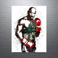 Marvin Hagler Boxing Poster FREE US SHIPPING
