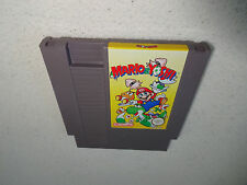 Mario & Yoshi Nintendo NES Spiel nur das Modul
