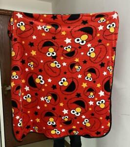 sesame street red elmo thin Blanket Throw Blankets nap quilt 130X100CM model