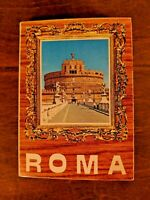 Roma Souvenir Photo Book Vintage Verdesi - Rome