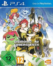 Digimon Story: Cyber Sleuth  -PS4 - NUOVO