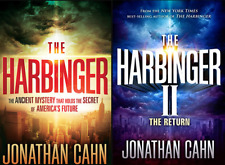 The Harbinger  by Jonathan Cahn Two books Collection