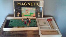 Magnetic play theatre game,made in Czechoslovakia, original, complete