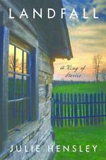 LANDFALL - HENSLEY, JULIE - NEW PAPERBACK BOOK