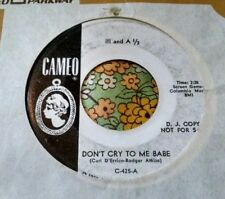 Tough Fuzz Garage Punk Stomper 45 III and A 1/2 Don't Cry to Me Babe HEAR