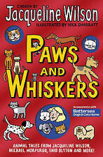 """VERY GOOD"" Paws and Whiskers, Wilson, Jacqueline, Book"