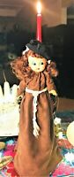 Meet Hope Our Nun Gone Runic Bohemian Monk Spirited Vintage Wild Eye Vessel Doll