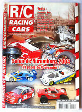 R/C Racing Cars n°121 du 3/2004; Auto Radiocommandée, Salon de Nûremberg